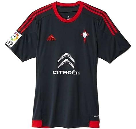 adidas Camiseta Celta de Vigo 1ª 2013-14: Amazon.es: Deportes y aire libre