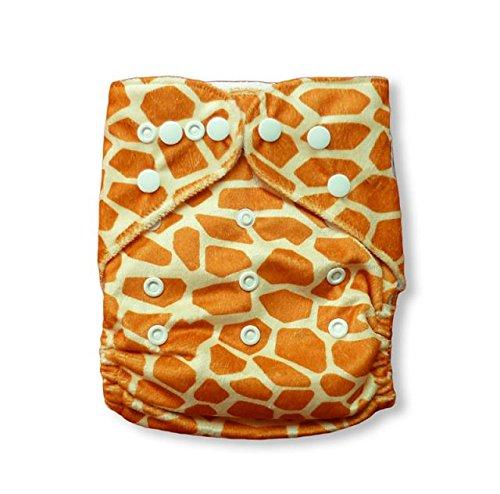 Lil' Eco's Cloth Pocket Diaper and Free Mirofiber Insert