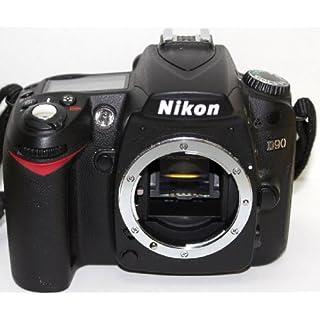 Nikon D90 DX-Format CMOS DSLR Camera (Body Only) (OLD MODEL)
