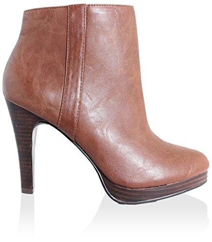 Intaglia Femmes Salinas Boot Cognac