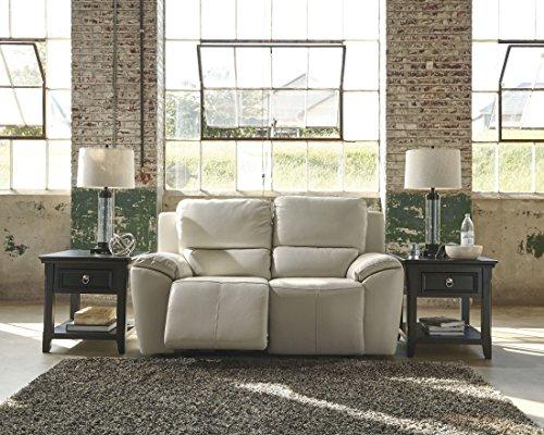 Leather Reclining Bed (Ashley Valeton U7350074 70