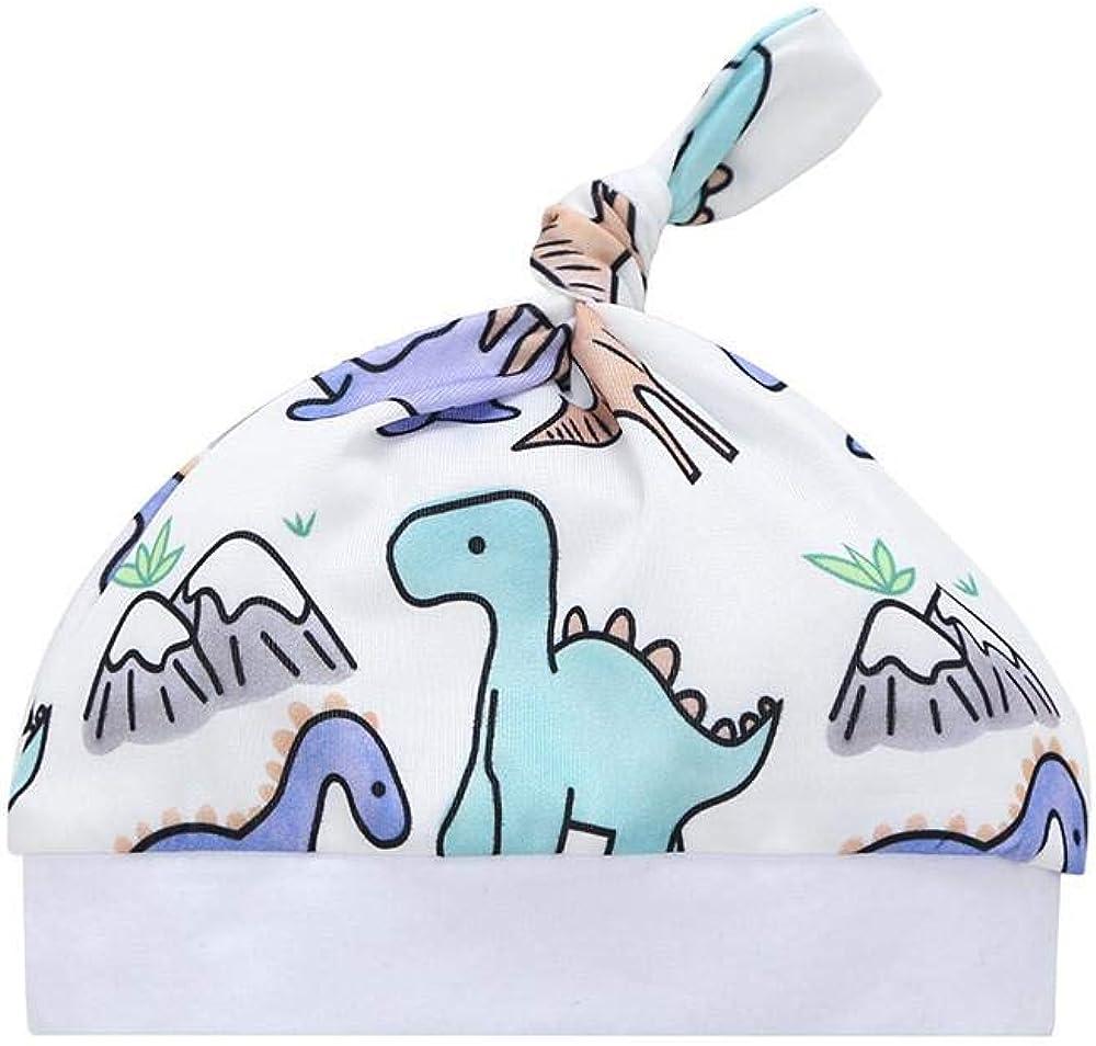 Pantaloni 6-18 Mesi Completo Ragazza E Ragazzi 3 Pezzi Tute in Cotone Invernale Autunno Pagliaccetto Fascia per Capelli Set Caldo Manica Lunga Leggera Antivento Mbby Tuta Neonato Bambino Animali