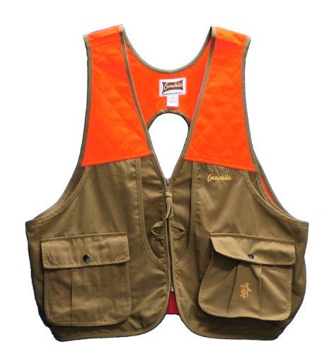 (Gamehide Gamebird Ultra-Light Vest (Tan/Orange, Medium))