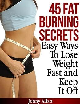 45 Fat Burning Secrets Weight ebook product image