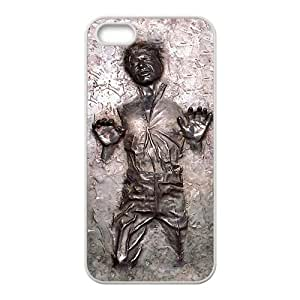 Han Solo Carbonite Cell Phone Case for Iphone 5s
