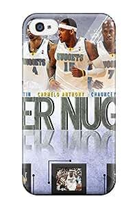 Nannette J. Arroyo's Shop 7241458K394951068 denver nuggets nba basketball (33) NBA Sports & Colleges colorful iPhone 4/4s cases