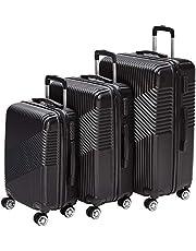 حقيبة ST3 بعجلات من مادة ايه بي اس من امبيست 4W/75001BLK