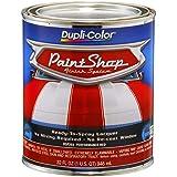 Dupli-Color (BSP203-2 PK 'Paint Shop' Performance Red Finish System Base Coat - 1 Quart, (Case of 2)
