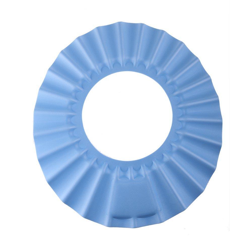 Baby Shower Cap Shampoo Visor Bath Blue Visors