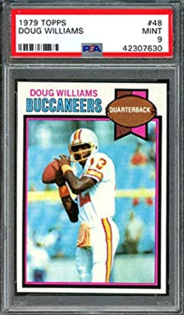 low cost 44c13 96bff Amazon.com: 1979 topps #48 DOUG WILLIAMS tampa bay ...