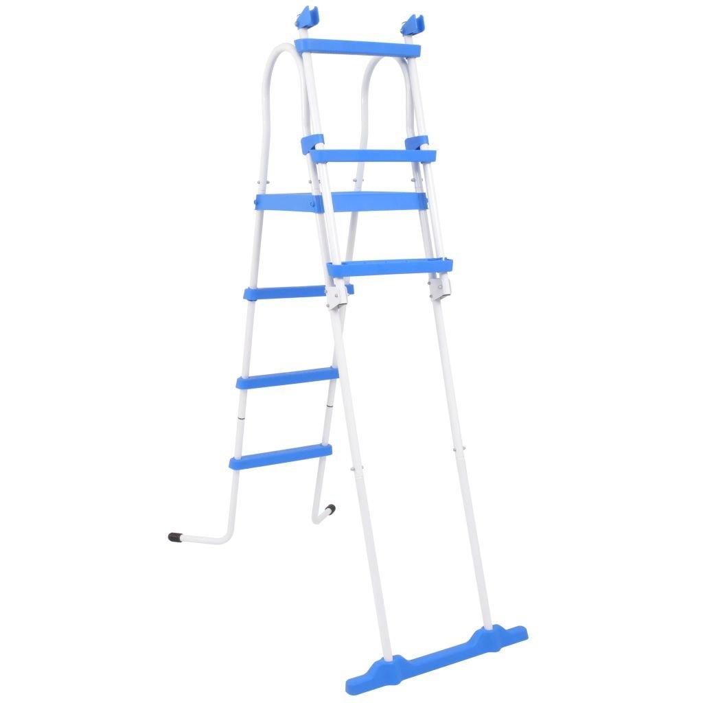 yorten Above-Ground Swimming Pool Safety Ladder Pool Ladder ...