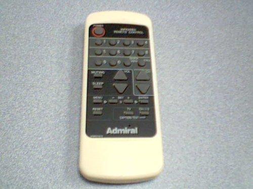 Admiral 076R074210 Admiral Infrared Remote Control #076R074210 (Admiral Tv Remote compare prices)