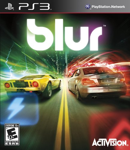 Blur - Playstation 3 (Best Ps3 Flying Games)