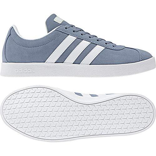 Para Mujer Zapatillas Adidas Deporte Court aerver grinat Vl De ftwbla Gris 000 2 0 HSZq0