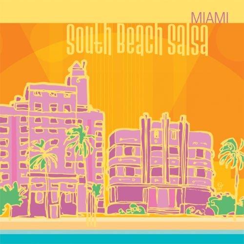Miami: South Beach Salsa - Miami Outlet Beach
