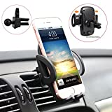 Air Vent Car Mount Holder, iVoler Car Mount Holder with 360 Rotation and Release Button for Cell Phone iPhone Smartphone Android GPS Devices, iPhone 7 7 plus 6s Plus 6s 6 Plus 6 5s 5c 5 4s, Samsung Galaxy S7 Edge, Huawei P9, Xiaomi and more