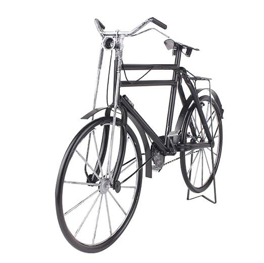 Cvthfyky Retro Retro Vintage Cars Gran Manual Bicicleta Estaño ...