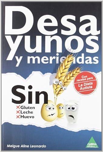 Desayunos y meriendas sin gluten: Amazon.es: Aline Leonardo ...