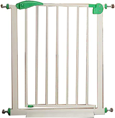 GUOOK Barrera de Seguridad para niños Bar Escalera para bebés Puerta de Seguridad Punch Gratis Verde LEBAO (Tamaño: 65-72cm): Amazon.es: Hogar