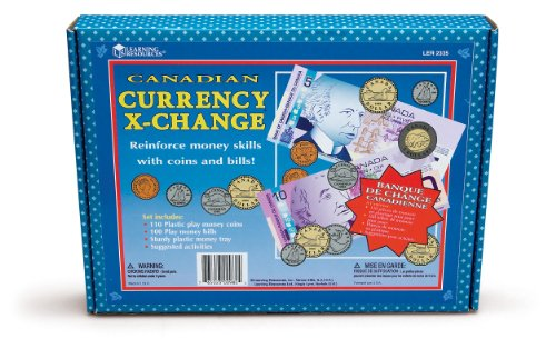 Learning Resources Canadian Currency-X-Change Photo #2
