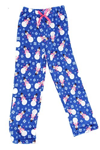 Price comparison product image 45500-10127-14-16 Just Love Plush Pajama Pants for Girls