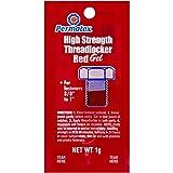 Permatex 09979-480pk Counterman's Choice Threadlocker Red (Pack of 480)