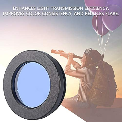 1.25 31.7mm Eyepiece Colored Filter Set /& Moon Filters Accessories Rodalind
