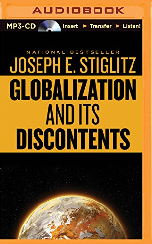 Globalization and Its Discontents by Audible Studios on Brilliance Audio