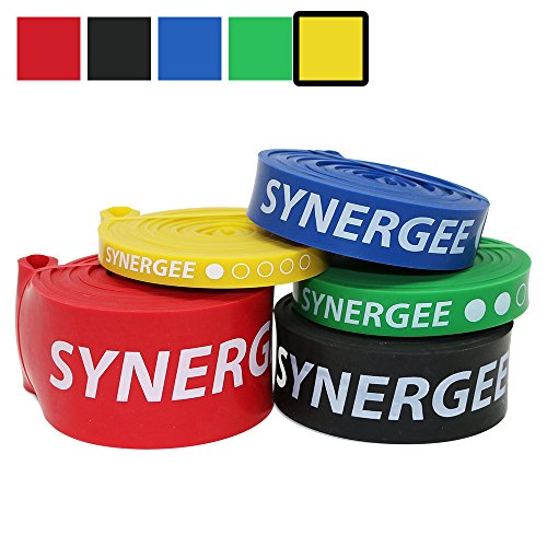 Synergee Pull Assist Bands Powerlifting