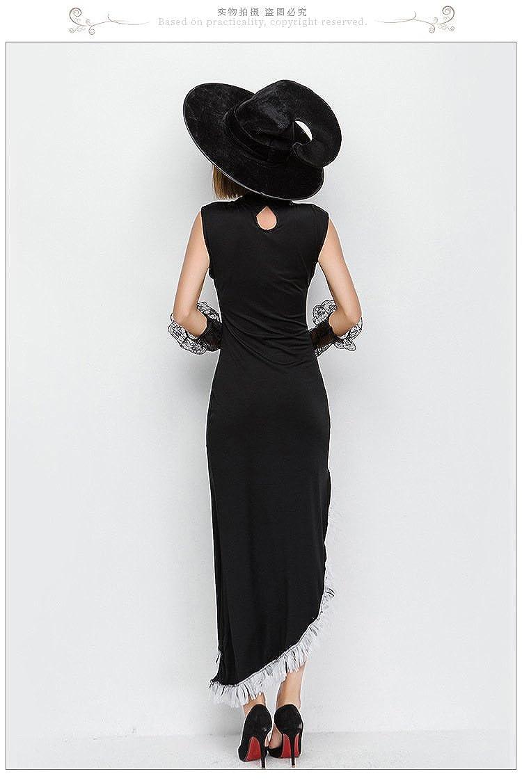 739282409bb Amazon.com: Bangyue Women Fashion Halloween Witch Costumes - Women ...