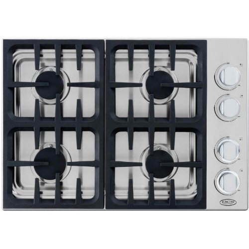 DCS CDU-304-N Cooktop 30, 4 Burner, Natural Gas