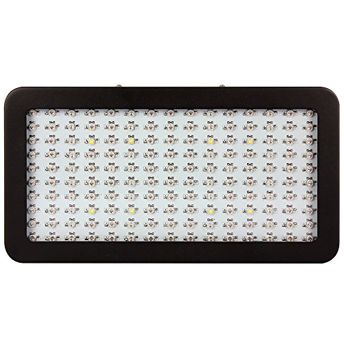 1500W Full Specturm LED Grow Lights , Energy Efficient Hydroponic Plant Grow Lights for Garden, Greenhouse and Hydroponic Aquatics (150x10w Leds)