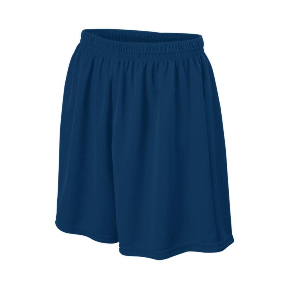 Augusta Activewear SHORTS ボーイズ B079WHJL7G Small|ネイビー ネイビー Small