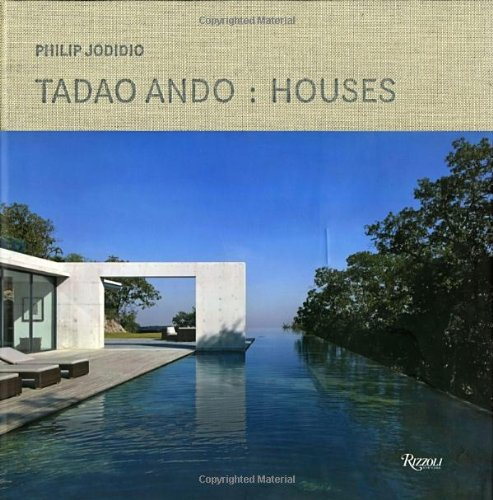 Tadao Ando: Houses by Rizzoli