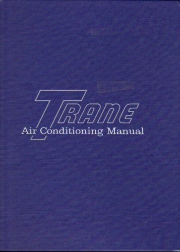 (Trane Air Conditioning Manual 1989)