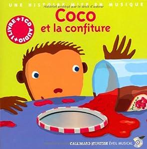 """Afficher """"Coco<br /> Coco et la confiture"""""""