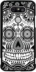 Funda para LG G5 - Cráneo Del Azúcar, Blanco Y Negro by Ancello
