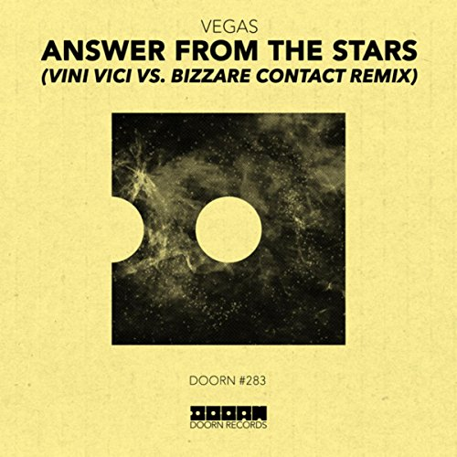 Answer From The Stars  Vini Vici Vs  Bizzare Contact Extended Remix
