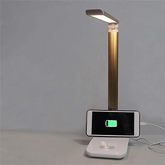 LED lampe de table de lecture USB charge protection des yeux