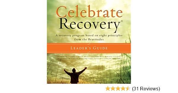 amazon com celebrate recovery a recovery program based on eight rh amazon com Celebrate Recovery Clip Art Celebrate Recovery Clip Art