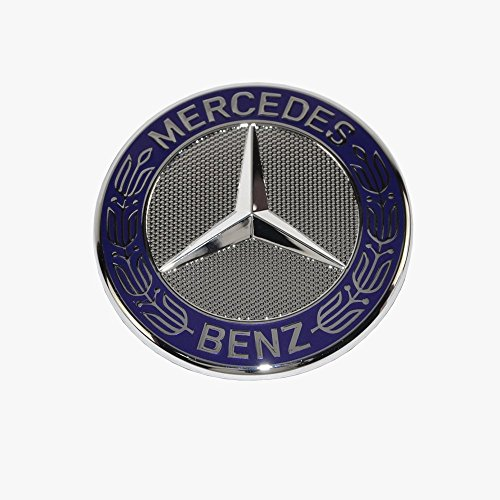 Mercedes Badge - Mercedes-Benz Hood Star Emblem Badge Genuine Original 2048170616