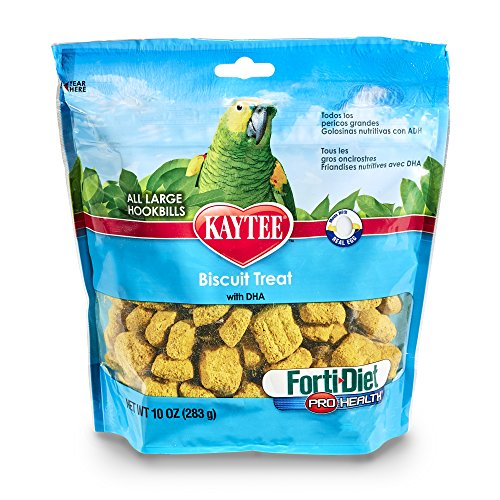 51pzOqgyK9L - Kaytee Biscuit Treat for Parrots, 10-Ounce