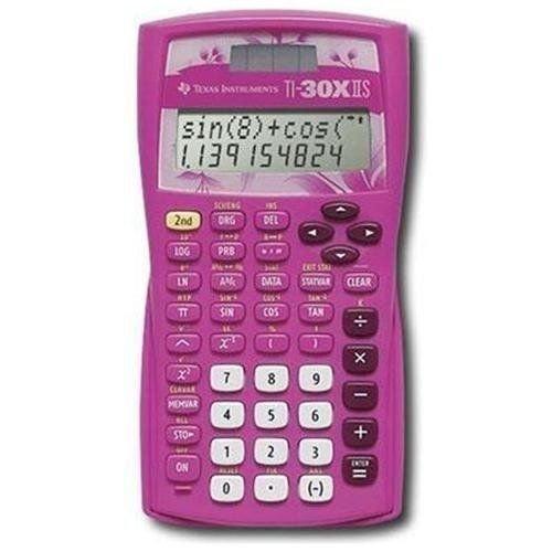 Ti 30 Scientific Calculator Calculators Compare Prices At Nextag