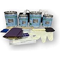 AquaFinish 64 oz Bathtub and Tile Refinishing Double Kit