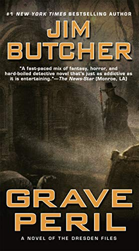 Grave Peril (The Dresden Files, Book 3)