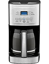 Cuisinart Stainless Coffeemaker Machine Automatic Explained