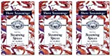 Blue Crab Bay Co. Steaming Spices for Shellfish (Pack of 3)