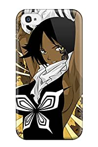 Theodore J. Smith's Shop 2255516K16930586 Case Cover, Fashionable Iphone 4/4s Case - Bleach