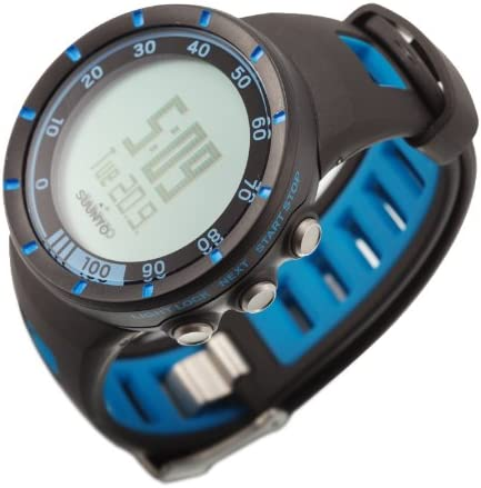 Suunto Quest Blue - Reloj Deportivo (Dot-Matrix, 42,7 x 42,7 x 13 ...