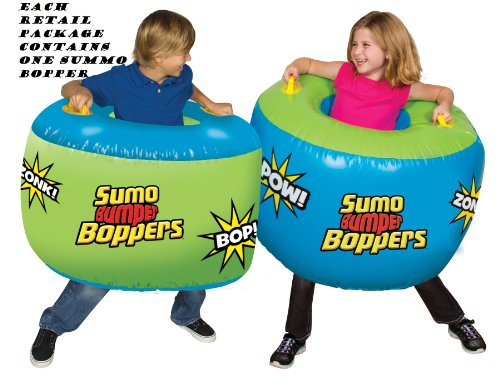 Big Time Toys Sumo Bumper Boppers